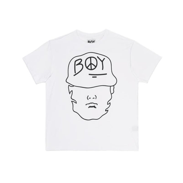 BBSG STRENGTH TEE WHITE