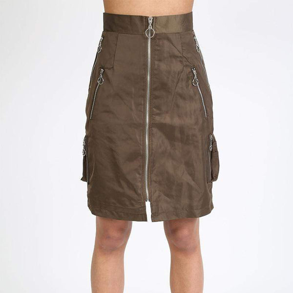 BOY LONDON SKIRT BOY BY BOY - MILITARY SKIRT