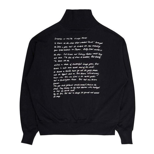 BOY LONDON SWEATSHIRT BOY BIO ROLLNECK