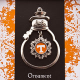 University of Tennessee Snowman Ornament