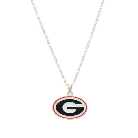 University of Georgia Necklace
