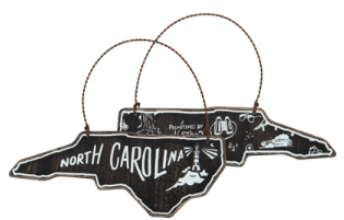 North Carolina State Pride Hanger