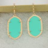Daniella Inspired Earrings - Turquoise