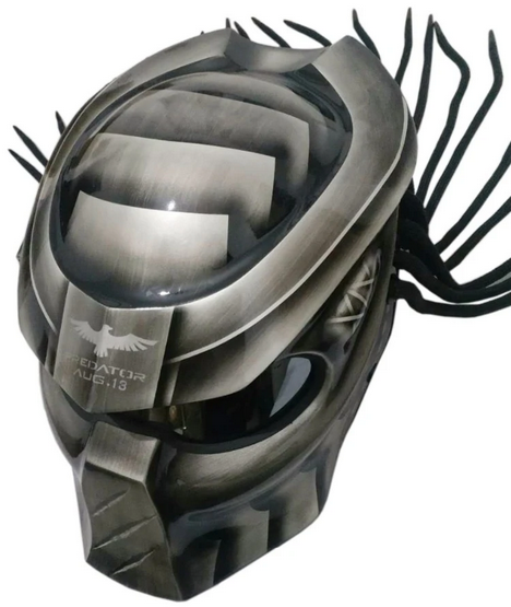 Predator Helmets Direct Elite Motorcycle Helmet