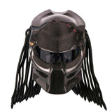 Predator Motorcycle Helmets Iron Warrior