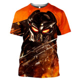 Predator Orange Spear T-Shirts