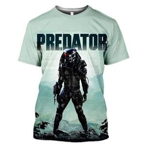 Predator Blue T-Shirts