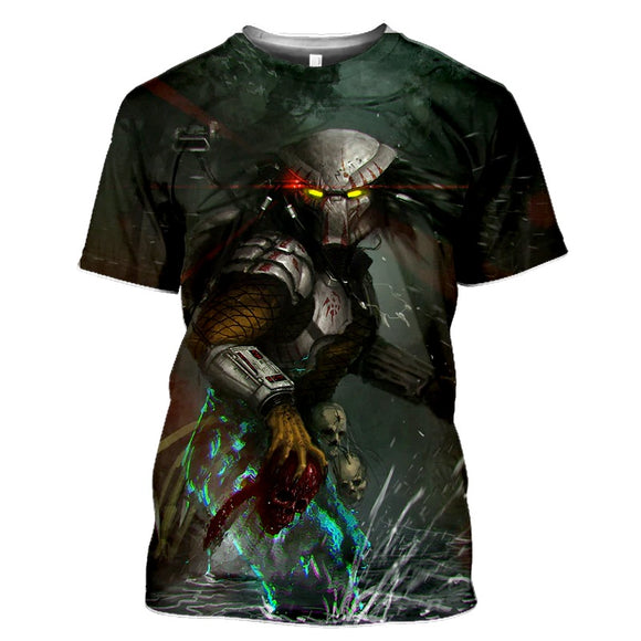 Predator Green T-Shirts