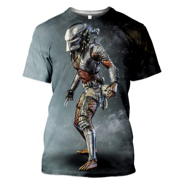 Predator Grey T-Shirts