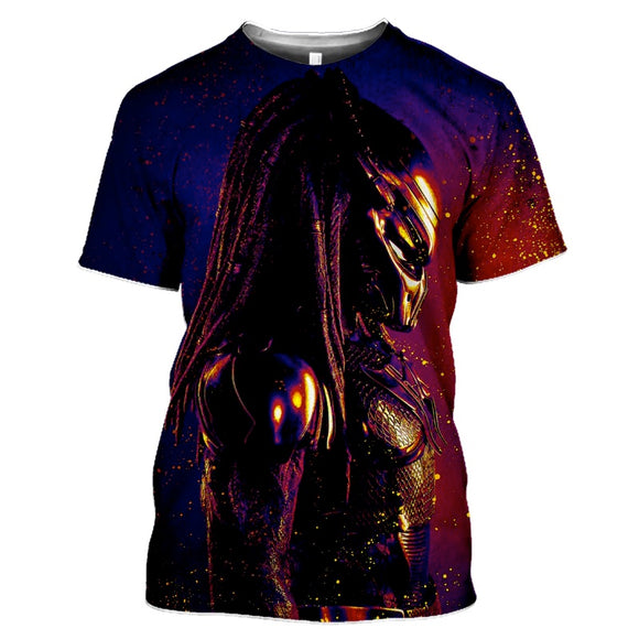 Predator Purple T-Shirts