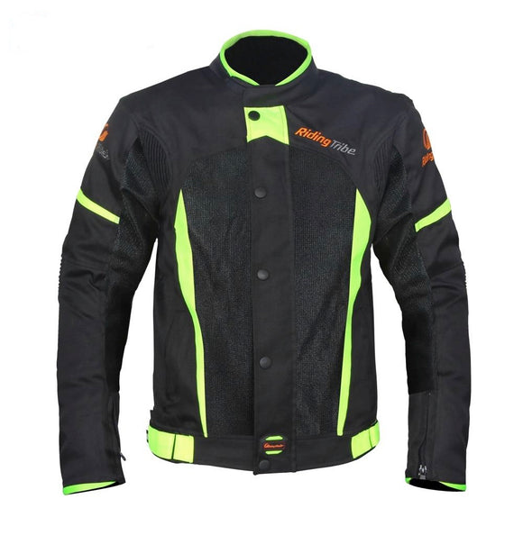 Summer Motorcycle Safety Jacket