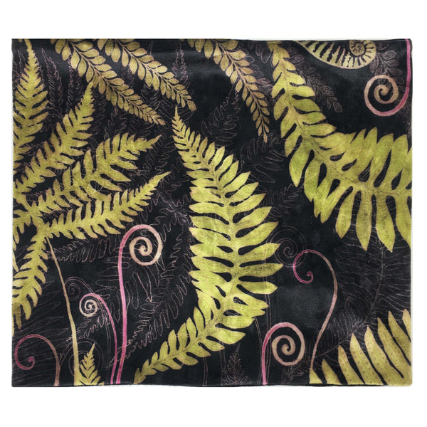 Ferns and Fiddleheads Convertible Scarf