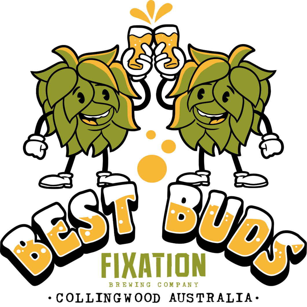 Best Buds - Exclusive Fixation Club - Membership re-opens July 1st 2021