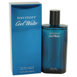 COOL WATER by Davidoff Eau De Toilette Spray 4.2 oz (Men)