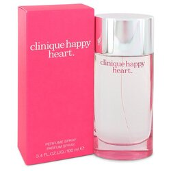 Happy Heart by Clinique Eau De Parfum Spray 3.4 oz (Women)