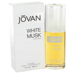JOVAN WHITE MUSK by Jovan Eau De Cologne Spray 3 oz (Men)