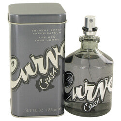Curve Crush by Liz Claiborne Eau De Cologne Spray 4.2 oz (Men)