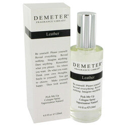 Demeter Leather by Demeter Cologne Spray 4 oz (Women)