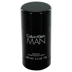 Calvin Klein Man by Calvin Klein Deodorant Stick 2.5 oz (Men)