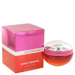 Ultrared by Paco Rabanne Eau De Parfum Spray 2.7 oz (Women)