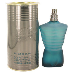 JEAN PAUL GAULTIER by Jean Paul Gaultier Eau De Toilette Spray 6.8 oz (Men)
