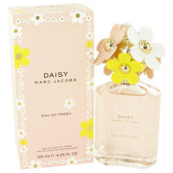 Daisy Eau So Fresh by Marc Jacobs Eau De Toilette Spray 4.2 oz (Women)