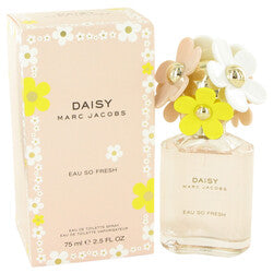 Daisy Eau So Fresh by Marc Jacobs Eau De Toilette Spray 2.5 oz (Women)