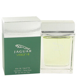 Jaguar Vision II by Jaguar Eau De Toilette Spray 3.4 oz (Men)