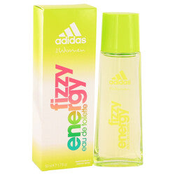 Adidas Fizzy Energy by Adidas Eau De Toilette Spray 1.7 oz (Women)