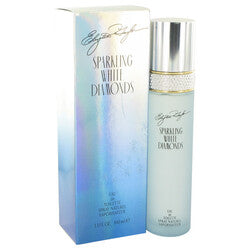 Sparkling White Diamonds by Elizabeth Taylor Eau De Toilette Spray 3.3 oz (Women)