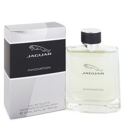 Jaguar Innovation by Jaguar Eau De Toilette Spray 3.4 oz (Men)