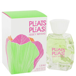 Pleats Please L'eau by Issey Miyake Eau De Toilette Spray 3.3 oz (Women)