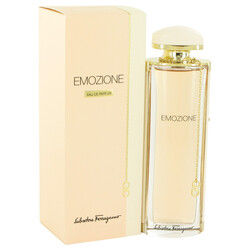 Emozione by Salvatore Ferragamo Eau De Parfum Spray 3.1 oz (Women)