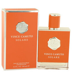 Vince Camuto Solare by Vince Camuto Eau De Toilette Spray 3.4 oz (Men)