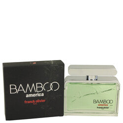 Bamboo America by Franck Olivier Eau De Toilette Spray 2.5 oz (Men)