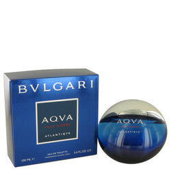 Bvlgari Aqua Atlantique by Bvlgari Eau De Toilette Spray 3.4 oz (Men)