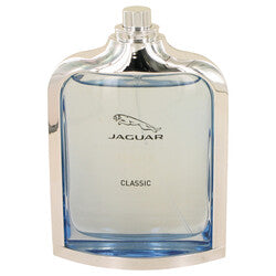 Jaguar Classic by Jaguar Eau De Toilette Spray (Tester) 3.4 oz (Men)