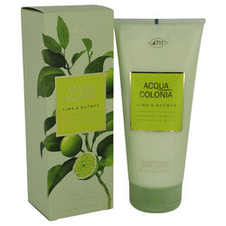 4711 Acqua Colonia Lime & Nutmeg by 4711 Body Lotion 6.8 oz (Women)