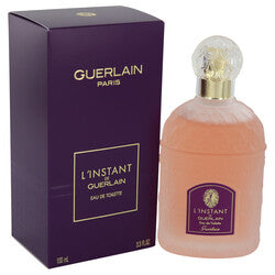 L'instant by Guerlain Eau De Toilette Spray 3.3 oz (Women)