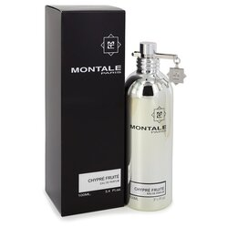 Montale Chypre Fruite by Montale Eau De Parfum Spray (Unisex) 3.4 oz (Women)