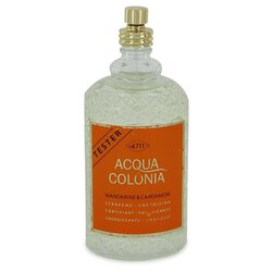 4711 Acqua Colonia Mandarine & Cardamom by 4711 Eau De Cologne Spray (Unisex Tester) 5.7 oz (Women)