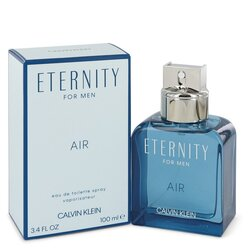 Eternity Air by Calvin Klein Eau De Toilette Spray 3.4 oz (Men)