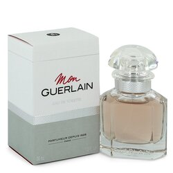 Mon Guerlain by Guerlain Eau De Toilette Spray 1 oz (Women)
