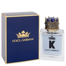 K by Dolce & Gabbana by Dolce & Gabbana Eau De Toilette Spray 1.6 oz (Men)
