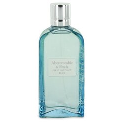 First Instinct Blue by Abercrombie & Fitch Eau De Parfum Spray (Tester) 3.4 oz (Women)