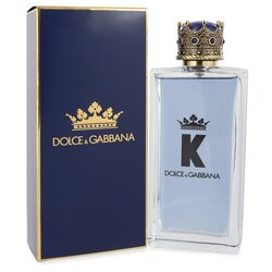 K by Dolce & Gabbana by Dolce & Gabbana Eau De Toilette Spray 5 oz (Men)