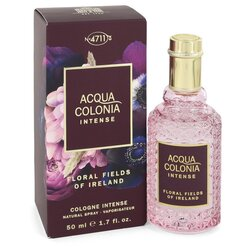4711 Acqua Colonia Floral Fields of Ireland by 4711 Eau De Cologne Intense Spray (Unisex) 1.7 oz (Women)