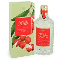 4711 Acqua Colonia Lychee & White Mint by 4711 Eau De Cologne Spray (unisex) 5.7 oz (Women)