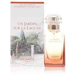 Un Jardin Sur La Lagune by Hermes Eau De Toilette Spray 1.6 oz (Women)
