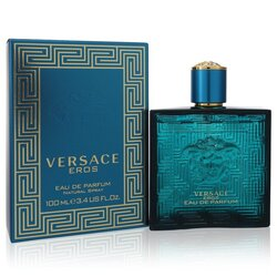 Versace Eros by Versace Eau De Parfum Spray 3.4 oz (Men)